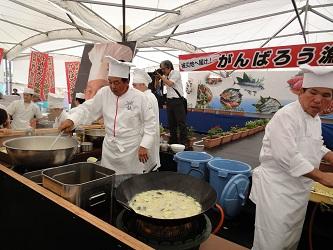 mr.chinkenichi cooking